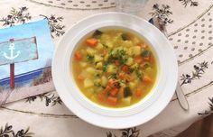 Gemüsesuppe, ein schmackhaftes Rezept aus der Kategorie Kochen.