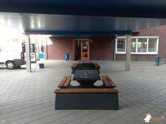 Picknickset DeLuxe Antraciet Combi24 bij ORS Lek en Linge, vestiging de Lingeborgh in Geldermalsen