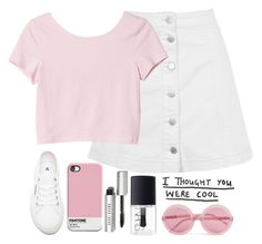 """Play date//Melanie Martinez"" by thelonelyheartsclub ❤ liked on Polyvore featuring Topshop, Monki, Superga, Wildfox, Bobbi Brown Cosmetics and NARS Cosmetics"