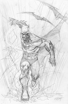 Batman by Ardian Syaf * Comic Book Artists, Comic Book Characters, Comic Character, Comic Books Art, Comic Art, Heros Comics, Marvel Comics, Batman Drawing, Comic Drawing