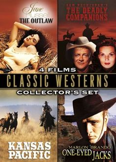 Classic Westerns [2 Discs] [DVD]