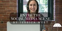 Whether you're just starting out or just starting to take social media seriously, keep in mind that social media is a place where people socialize. Jessica West breaks it down the social media scene.