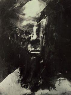 ...Z8 Z9 Z10... by Michał Mozolewski, via Behance #art #painting #portrait