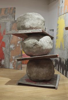 Artists — Phyllida Barlow — Images and clips — Hauser & Wirth