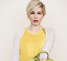 Step inside Michelle Williams' Brooklyn pad.