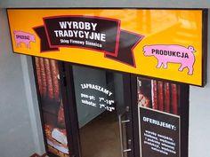 Kaseton reklamowy z pleksi kaseton reklamowy na budynek www.reklamy-arek.pl reklama świetlna #firma #lightbox #signage Popcorn Maker, Kitchen Appliances, Wordpress, Diy Kitchen Appliances, Home Appliances, Domestic Appliances