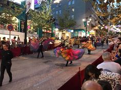 The Colourful Moors & Cristians Parade In Calpe