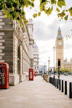 City Of London, London Street, Big Ben London, Streets Of London, Europe Street, West London, London Photography, City Photography, London Fotografie