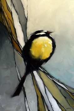 Artwork of the Day: Bird Series, Harold Braul