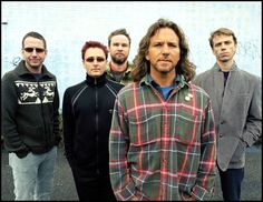 Pearl Jam..So glad these guys are still making music, on their terms. Keep rockin!
