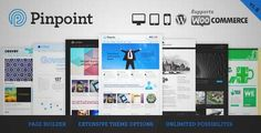 Download and review of Pinpoint - Responsive Multi-Purpose WP Theme, one of the best Themeforest Corporative themes {Download & review at|Review and download at} {|-> }http://best-wordpress-theme.net/pinpoint-responsive-multi-purpose-wp-download-review/