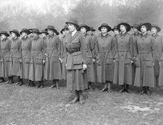 Mujeres en el frente: Antiguas fotografías de mujeres durante la Primera Guerra Mundial   Viralika