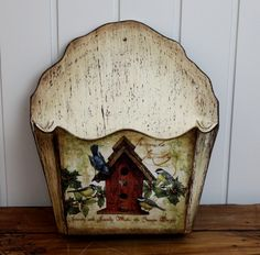 Pintura Country, Country Paintings, Painting On Wood, Diy Furniture, Decoupage, Stencils, Projects To Try, Seasons, Canning