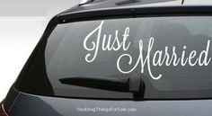 Wedding Stickers for sale on Wedding Things for Sale