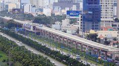 Tuyến metro số 1 lo chậm vì thiếu tiền
