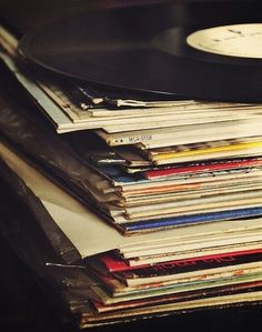 records, specifically frank sinatra, elvis presley, and the cranberries