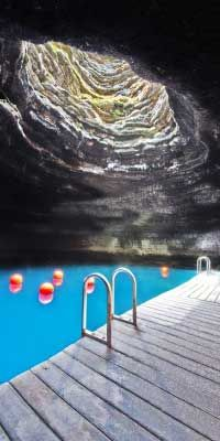 hotsprings pool - park city