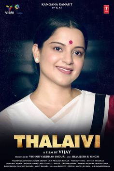 Thalaivi: Kangana Ranaut unveils new look on politician Jayalalithaa's birth anniversary : Bollywood News Bollywood Actors, Bollywood News, Biopic Movies, New Look, That Look, Instagram Handle, Recent News, New Poster, Indian Movies