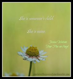 She Is Someone's Child:  An autism mom's thoughts on what it feels like when your child is stared at.