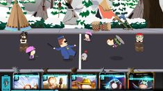 'South Park' is ready to do battle on your phone The Fractured But Whole isnt the only South Park game arriving this fall: Ubisoft and RedLynx have released South Park: Phone Destroyer the Android and iOS title teased back at E3. Think of it as Hearthstone meets Herbert Garrison: youre duking it out in real-time solo or multiplayer battles using collectible cards that grant special abilities to the shows many many characters. And its not just banking on South Parks usual sophomoric humor to…