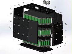 Overengineered ESTOK eBike with custom electric motor drive | EvNerds
