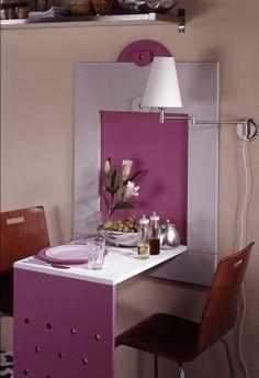 stół rozkładany mocowany do ściany schowany - Szukaj w Google
