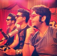 ⭐️IL VOLO⭐️ Gianluca Ginoble, Piero Barone & Ignazio Boschetto! If you ever wanted to look at heaven on earth..place your peepers here!