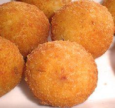 Cenas rápidas para niños: Bolitas de patatas