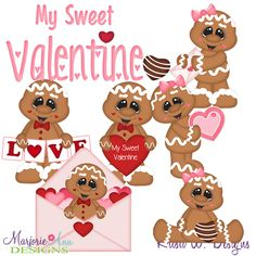 My Sweet Valentine SVG-MTC-PNG plus JPG Cut Out Sheet(s) Our sets also include clipart in these formats: PNG & JPG