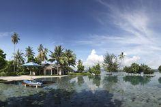 KOH NAKA YAI | The Naka Island, Phuket, Thailand | via cntraveller.com