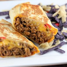 Taco Bell Beefy Nacho Griller