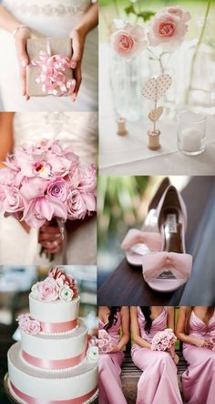 Honoring Breast Cancer Awareness Month With Soft Shades of Rose PINK