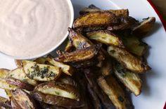 herby fries — Whisk + Brush