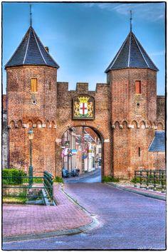Koppelpoort by Herman de Raaf