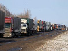 Весной решится вопрос об отмене транспортного налога для большегрузов