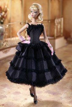 Black Enchantment™ Fashion | The Barbie Collection