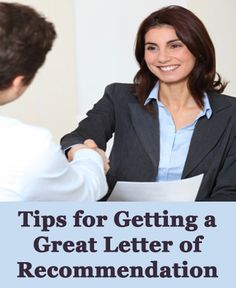 8 Tips for Helping Students Obtain a Great Letter of Recommendation