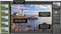 Perfect Effects 8 Free Edition Perfect Effects es un todo en uno, funciona con Photoshop, Photoshop Elements, Lightroom, Apple Aperture y también como aplicación de escritorio.  128 efectos (la versión premium 471) en un solo click y 9 ajustables, con la posibilidad de combinarlos.