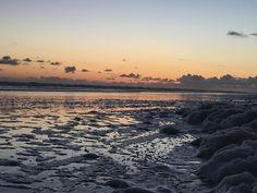 Südsee Träume auf Langeoog ... wenn Deine Nikon Kameras Schluckauf bekommen, wenn Du am Morgen am Strand stehst.