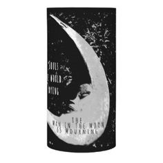 Man in the Moon Flameless Candle