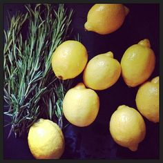 Lemon & Rosemary on simmer . 10 DIY Air Fresheners to Make Your Home Smell Good
