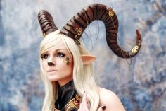The Little Prince — kamikame-cosplay:   Beautiful steampunk faun from...