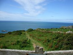 Near Strunble Head on Pembrokeshire coastal path