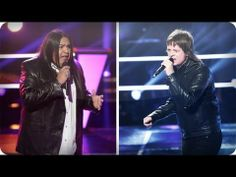 Knockout: Rudy Parris and Terry McDermott #TeamBlake #TheVoice