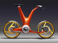 Concept bicycle