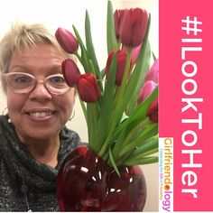 Valentine's Day & my BFF - #ILookToHer - Girlfriendology