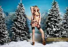Agent Provocateur Christmas 2015 Lookbook