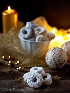 Roscos de vino, ¡ya llega la Navidad al blog!