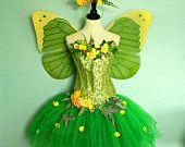 TINKERBELL Costume adult fgairy costume by FairyNanaLand on Etsy