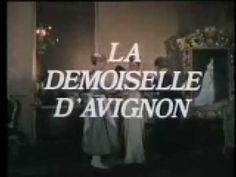 La Demoiselle d'Avignon, feuilleton télévisé français diffusé à partir du 8 janvier 1972. Ce feuilleton connut un succès immédiat et phénoménal puisque plus de 90% des téléspectateurs qui virent la première diffusion en janvier 1972 le reconnurent comme une magnifique histoire d'amour digne des plus belles heures de la télévision. La rediffusion en 1974 réunit encore plus de téléspectateurs que la première diffusion en 1972